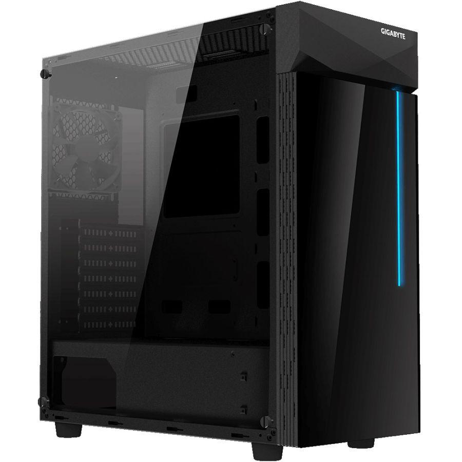 Gigabyte C200 Glass Mid Tower Case GB-C200G