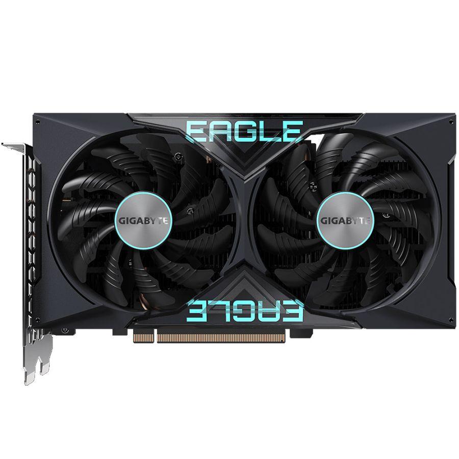 Gigabyte GeForce GTX 1650 D6 EAGLE OC 4GB GDDR6 Video Card GV-N1656EAGLE OC-4GD