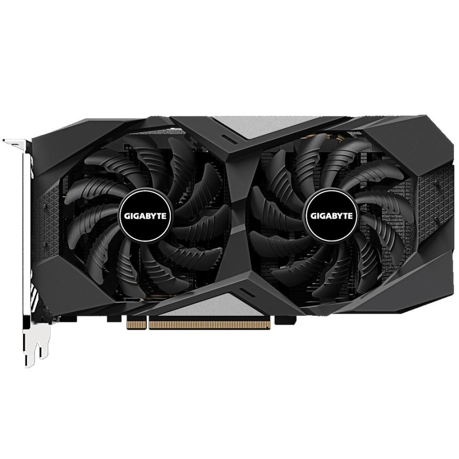 Gigabyte GeForce GTX 1650 SUPER™ WINDFORCE OC 4GB GDDR6 Video Card GV-N165SWF2OC-4GD