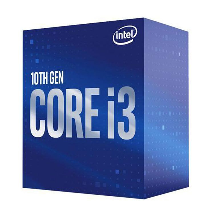 Intel 10th Gen Core i3-10320 LGA1200 3.8GHz Processor BX8070110320