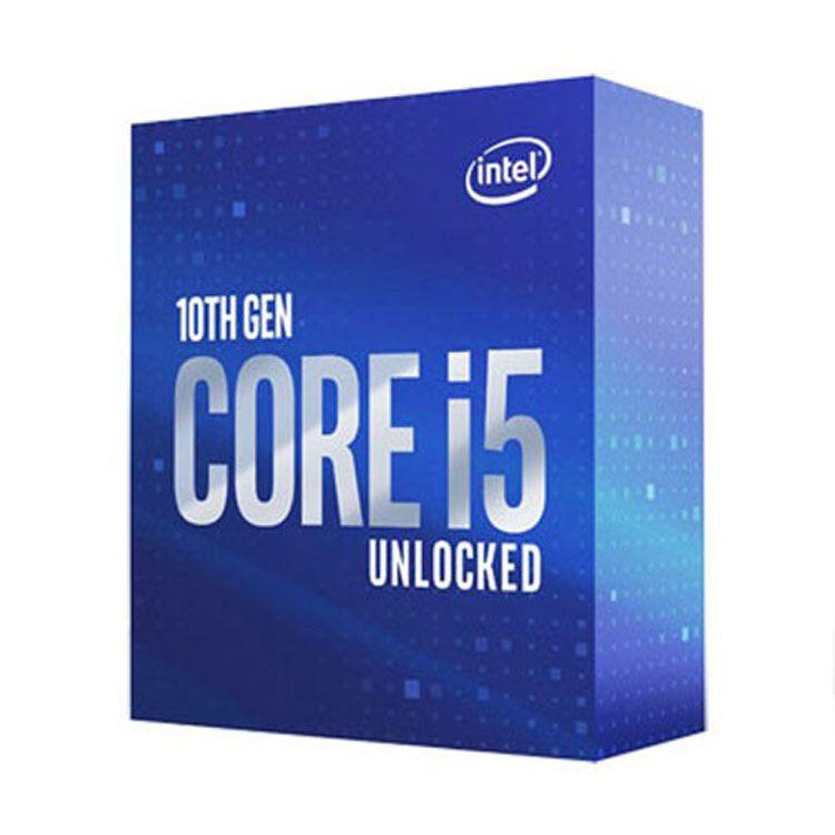 Intel 10th Gen Core i5-10600K LGA1200 4.1GHz Processor BX8070110600K