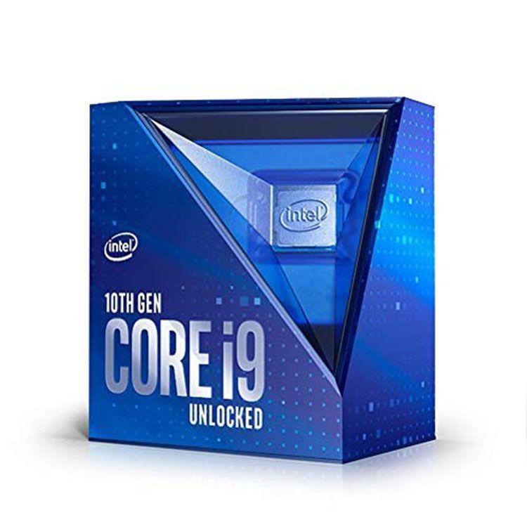 Intel 10th Gen Core i9-10900K LGA1200 3.7GHz Processor BX8070110900K
