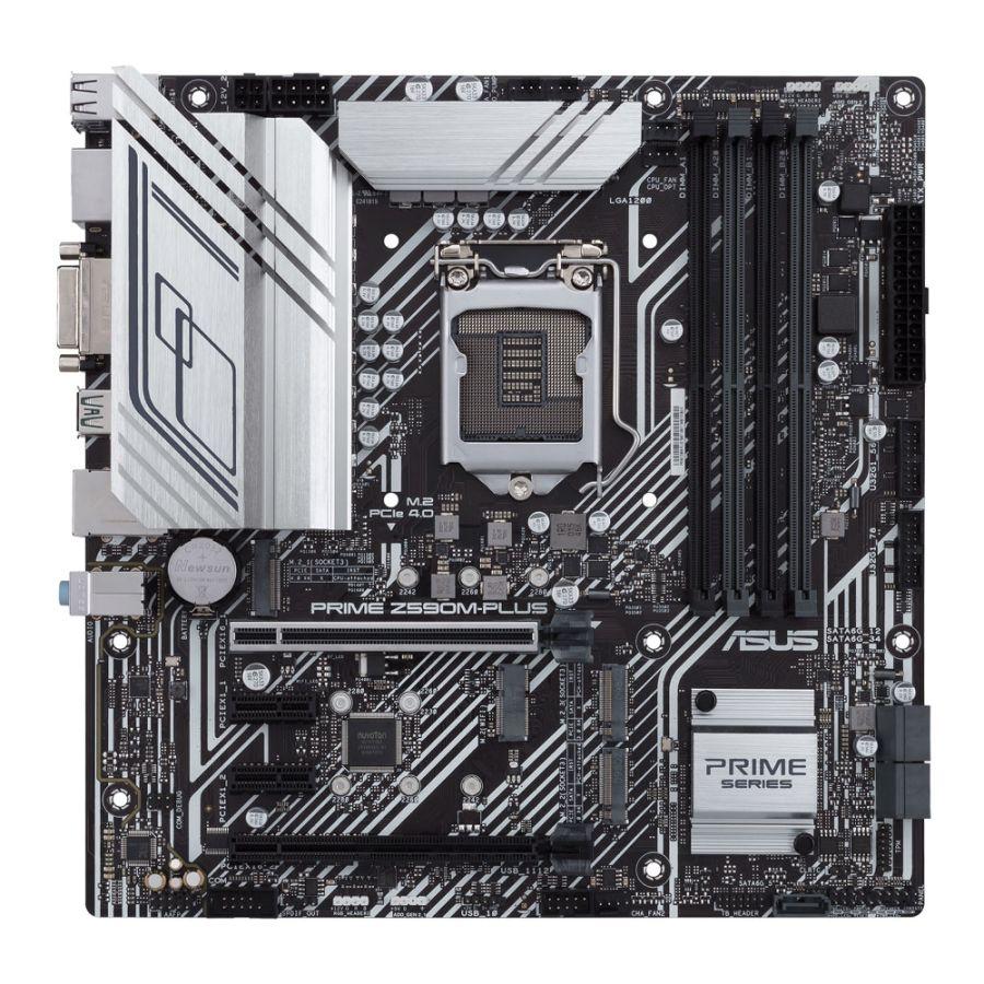 Asus PRIME Z590M-PLUS LGA1200 DDR4 Motherboard MATX