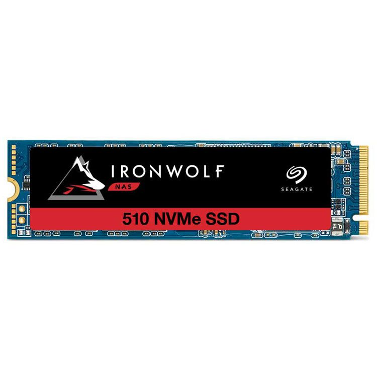 Seagate IronWolf 510 1.92TB NVME M.2 SSD ZP1920NM30011