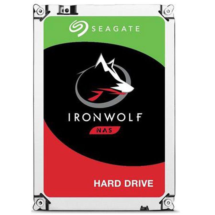 "Seagate IronWolf 10TB 3.5"" SATA 6.0Gb/s HDD ST10000VN0008"