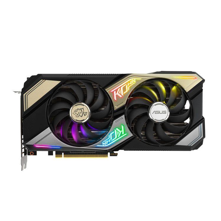 Asus KO GeForce RTX 3060 Ti OC 8GB GDDR6 with LHR Video Card KO-RTX3060TI-O8G-V2-GAMING