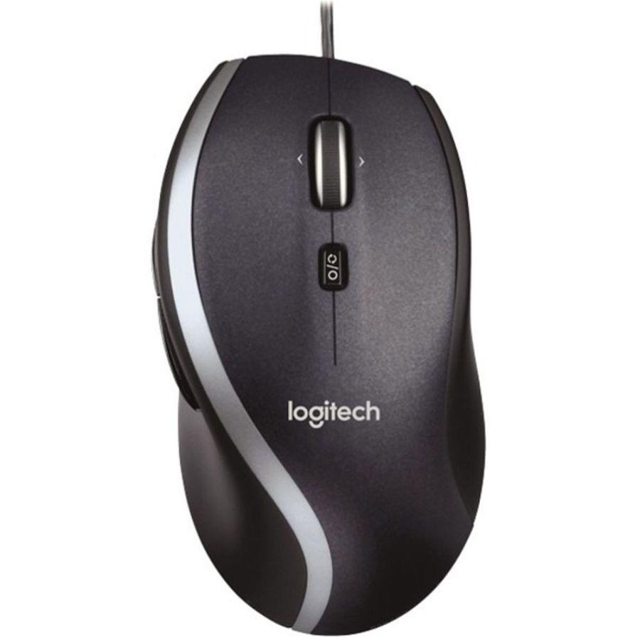 Logitech M500S Advanced Corded Mouse 910-005783