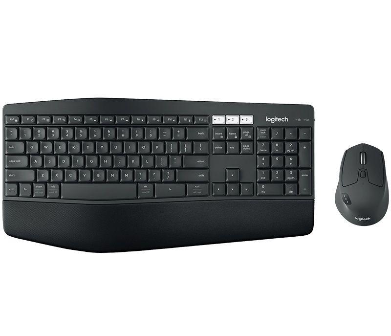 Logitech MK850 Performance Wireless English Combo Mouse and Keyboard 920-008219