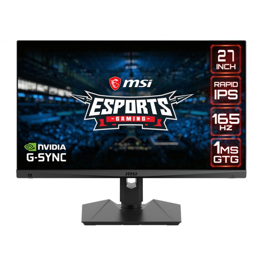 """MSI Optix MAG274QRF 27"""" WQHD IPS Gaming LED LCD Monitor OPTIX MAG274QRF"""