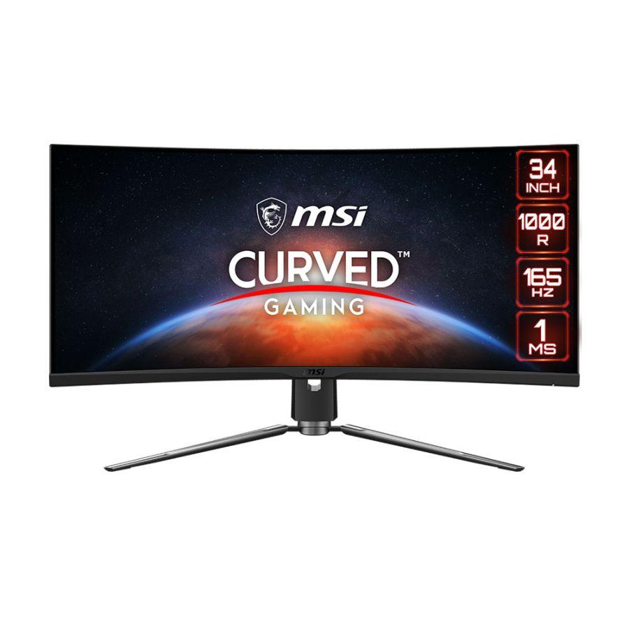 "MSI OPTIX ARTYMIS 343CQR 34"" Curved Gaming LCD Monitor OPTIXMPG343CQR"