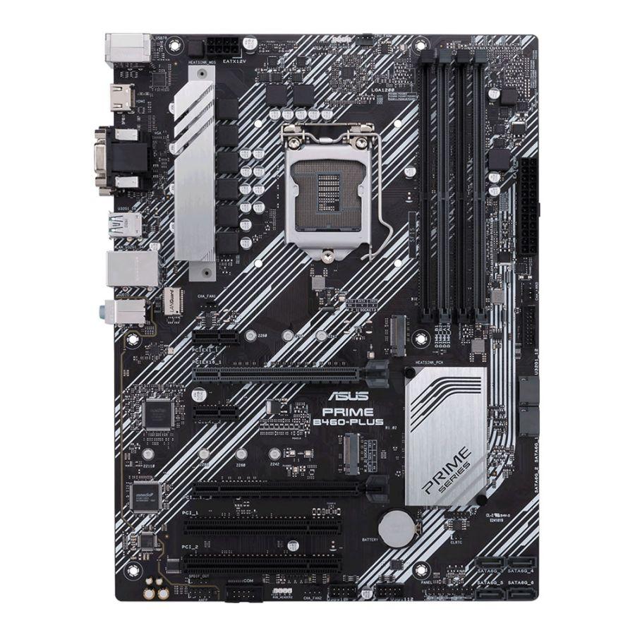 Asus PRIME B460-PLUS LGA1200 DDR4 Motherboard ATX