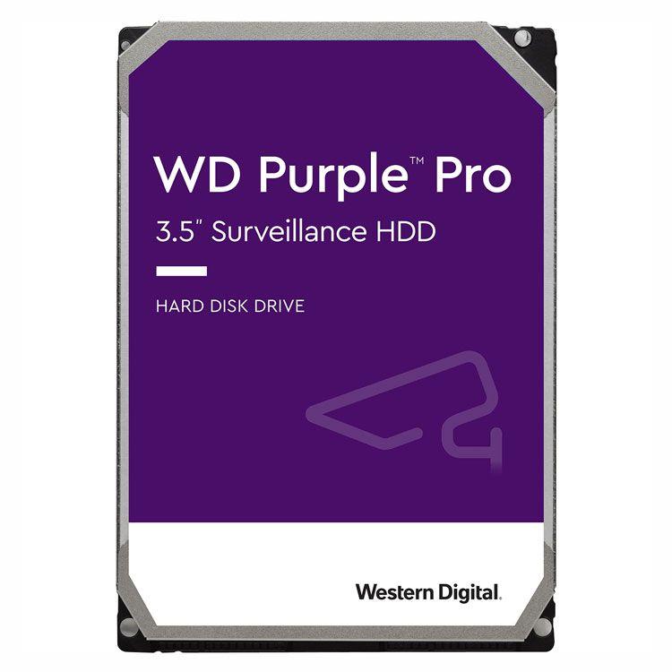 """Western Digital Purple Pro 12TB 3.5"""" SATA 6.0Gb/s HDD WD121PURP"""