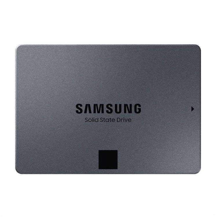 """Samsung 870 QVO 8TB 2.5"""" SATA 6Gb/s SSD MZ-77Q8T0B/AM"""