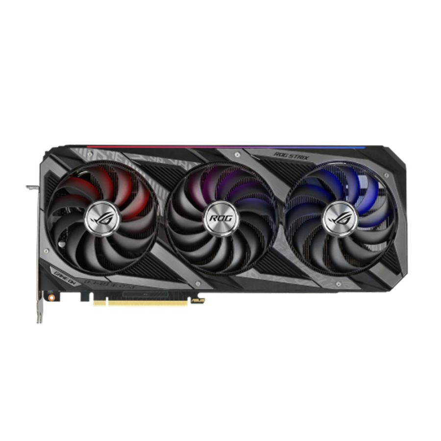 Asus STRIX GeForce RTX 3090 OC 24GB GDR6X Video Card ROG-STRIX-RTX3090-O24G-GAMING