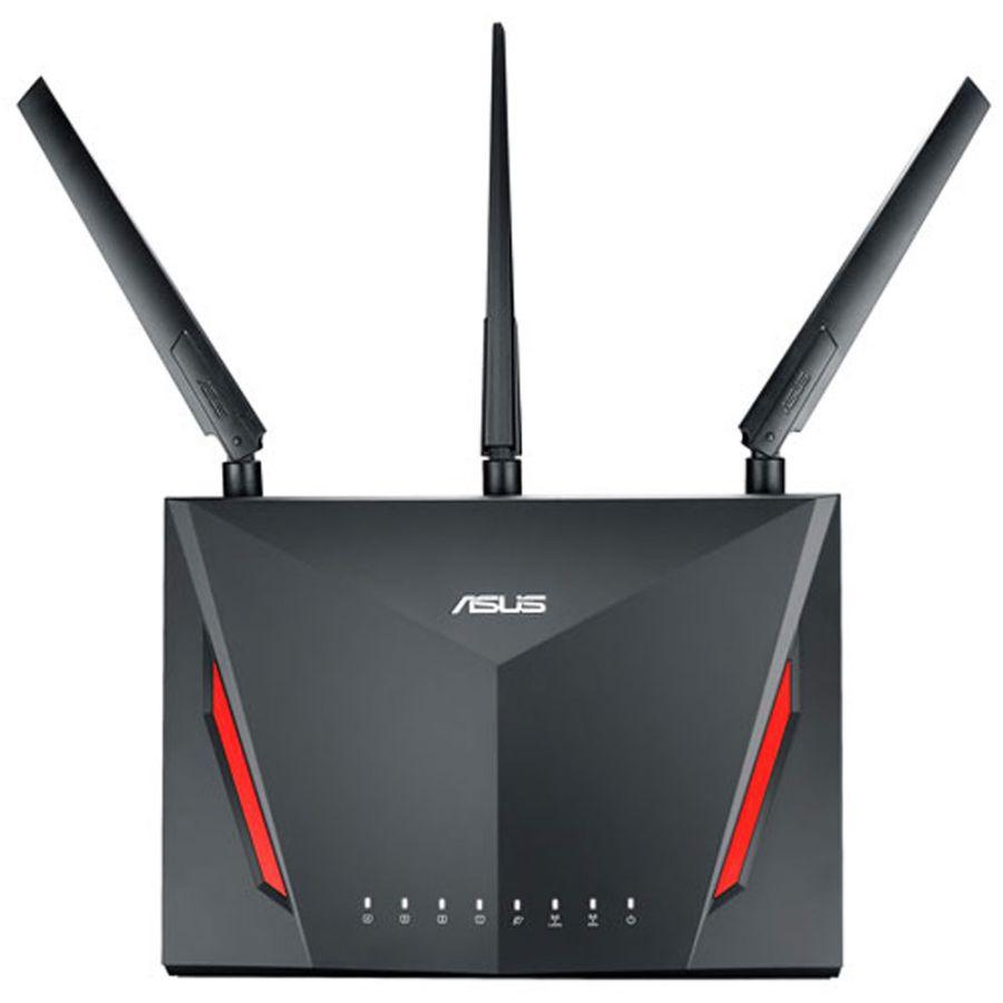 Asus RT-AC86U AC2900 Dual Band Gigabit WiFi Gaming Wireless Router