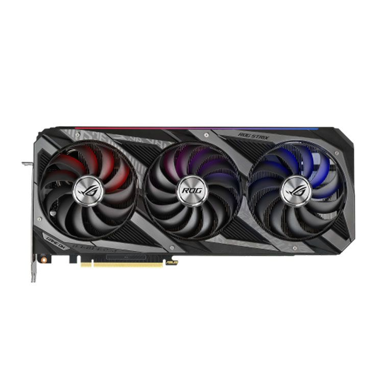 Asus STRIX GeForce RTX 3060 Ti OC 8GB GDDR6 with LHR Video Card STRIX-RTX3060TI-O8G-V2-GAMING