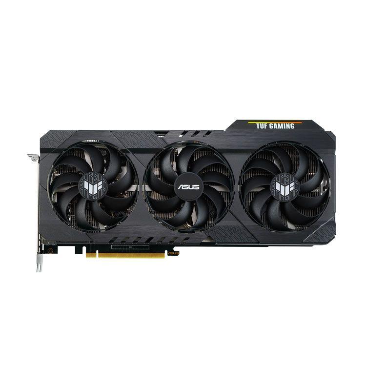 Asus TUF GeForce RTX 3060 OC 12GB GDDR6 Video Card TUF-RTX3060-O12G-V2-GAMING