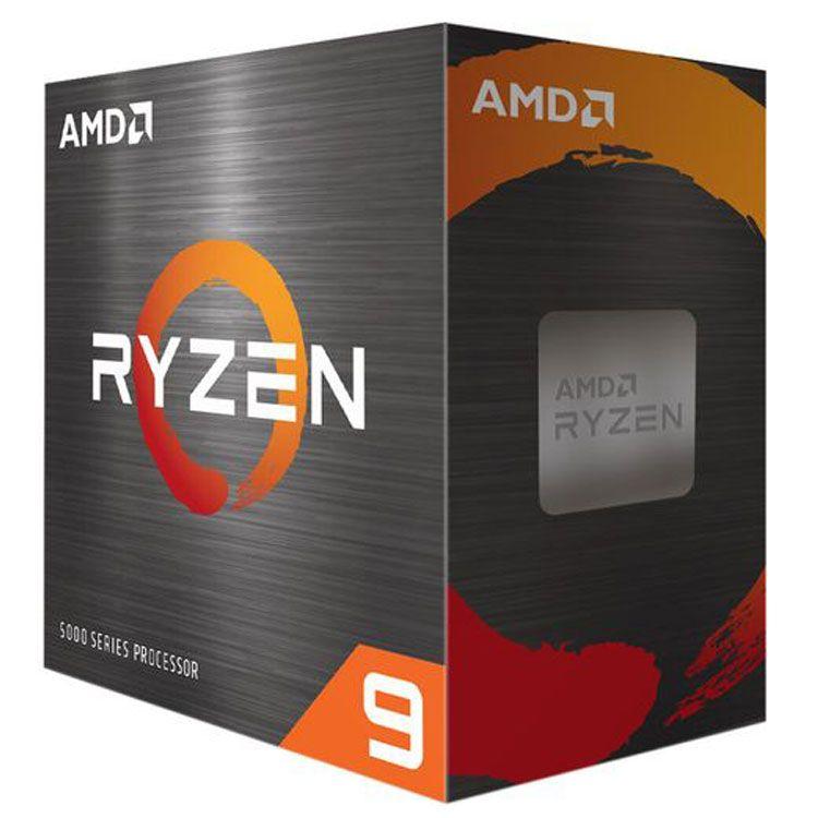 AMD RYZEN 9 5900X 3.7GHz AM4 Processor 100-100000061WOF
