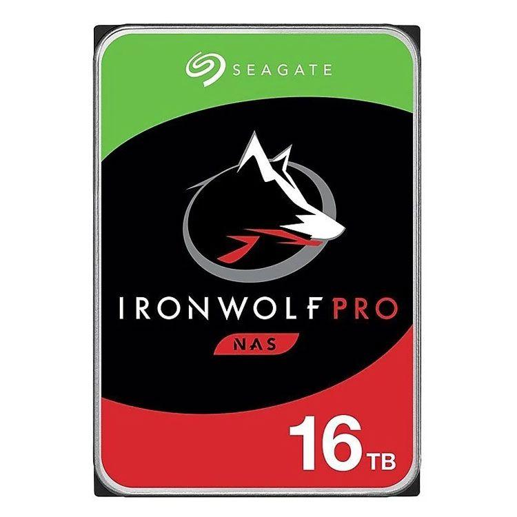 "Seagate IronWolf Pro 16TB 3.5"" SATA 6.0Gb/s HDD ST16000NE000"