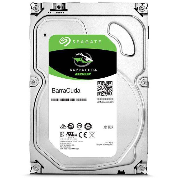 "Seagate BarraCuda 3TB 3.5"" SATA 6.0Gb/s HDD ST3000DM007"