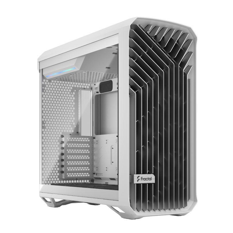Fractal Design Torrent White TG Clear Tint Full Tower Case FD-C-TOR1A-03