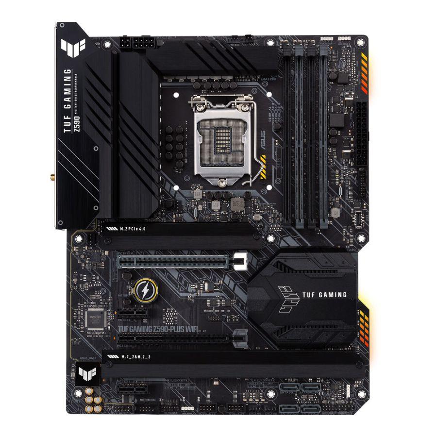 Asus TUF GAMING Z590-PLUS WIFI LGA1200 DDR4 Motherboard ATX