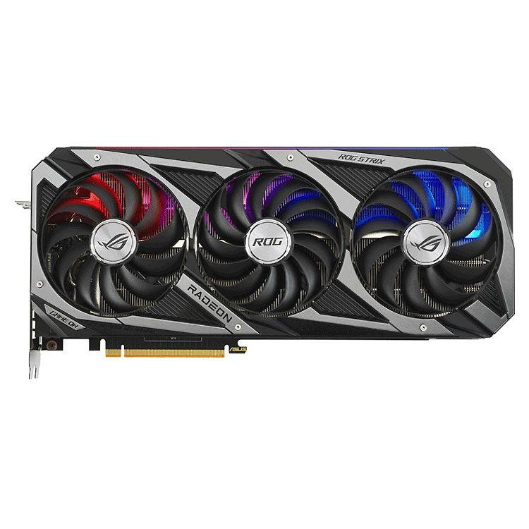 Asus TUF GAMING Radeon RX 6800 OC 16GB GDDR6 Video Card TUF-RX6800-O16G-GAMING