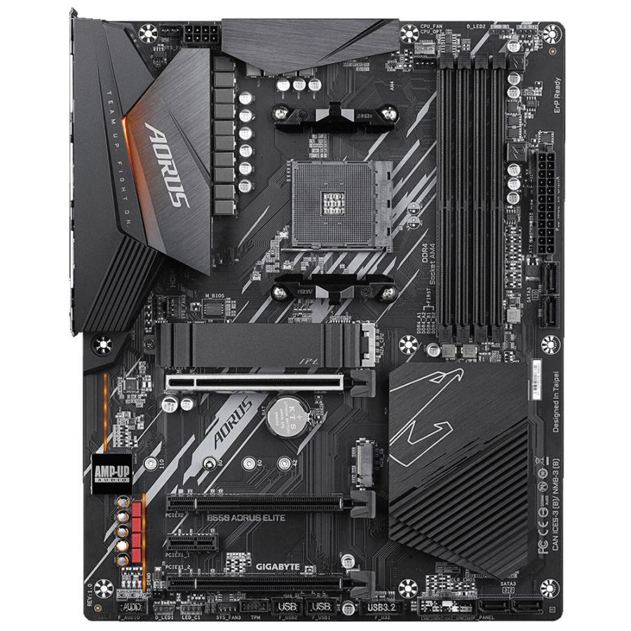 Gigabyte B550 AORUS ELITE AM4 DDR4 Motherboard ATX