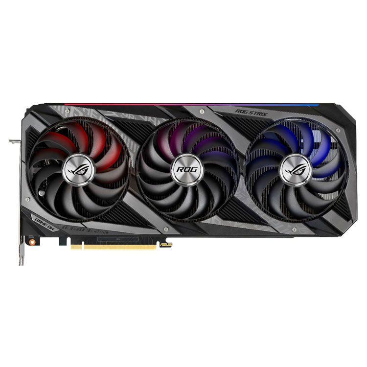 Asus STRIX GeForce RTX3080 OC 12GB GDDR6X with LHR Video Card STRIX-RTX3080-O10G-V2-GAM