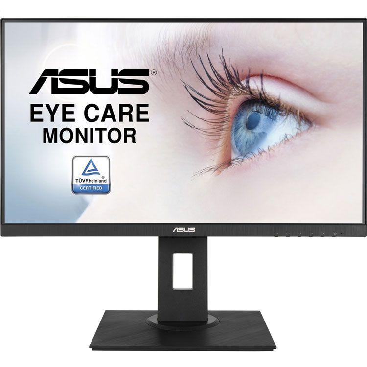 """Asus VA24DQLB 23.8"""" Eye Care IPS Frameless LED LCD Monitor"""