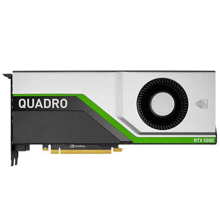PNY NVIDIA Quadro RTX 5000 16GB GDDR6 Video Card VCQRTX5000-PB