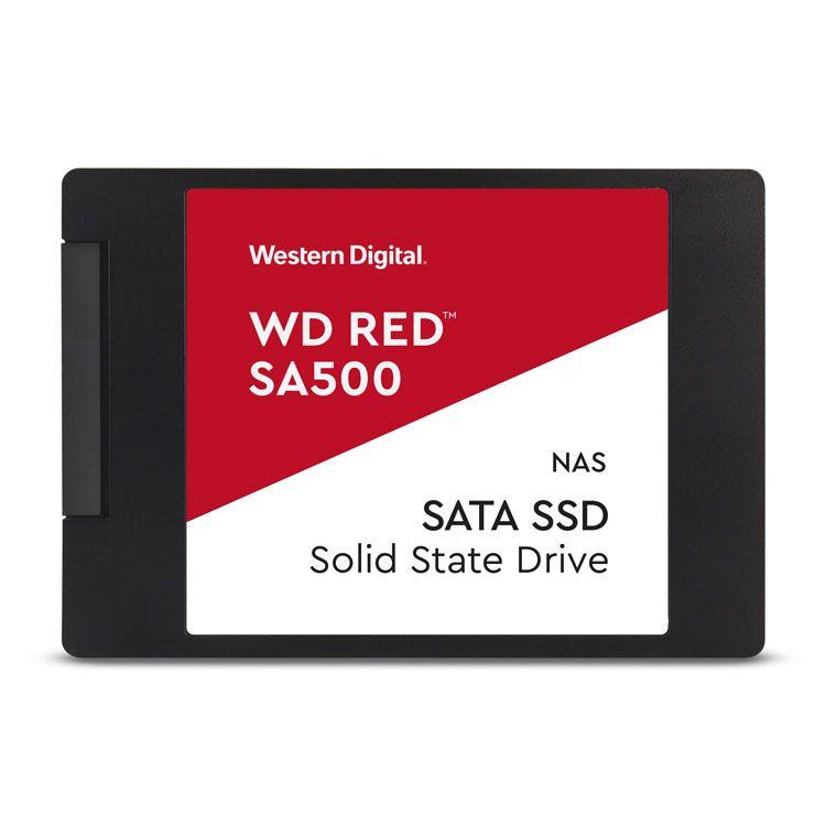 "Western Digital Red SA500 2TB 2.5"" NAS SATA 6Gb/s SSD WDS200T1R0A"