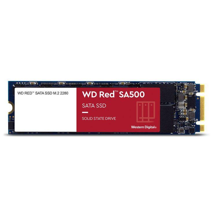 Western Digital Red SA500 2TB M2 2280 SSD WDS200T1R0B