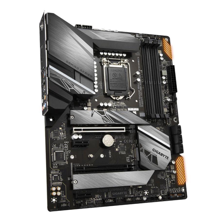 Gigabyte Z590 GAMING X LGA1200 DDR4 Motherboard ATX
