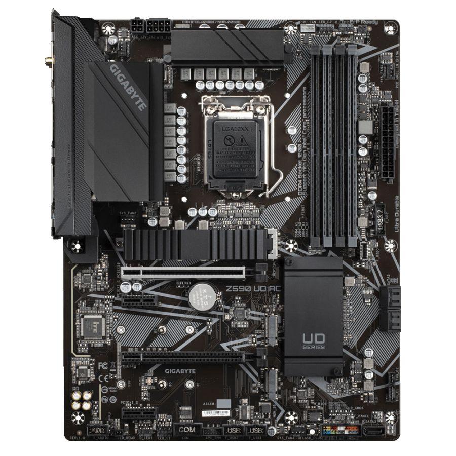 Gigabyte Z590 UD AC LGA1200 DDR4 Motherboard ATX