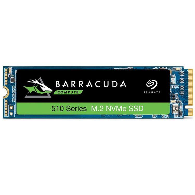 Seagate BarraCuda 510 500GB NVME M.2 SSD ZP500CM3A001