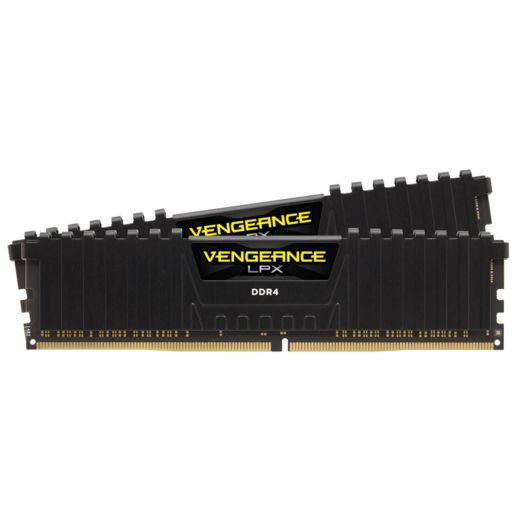 Corsair Vengeance LPX 16GB (2 x 8GB) DDR4 3600MHz Memory CMK16GX4M2B3600C18