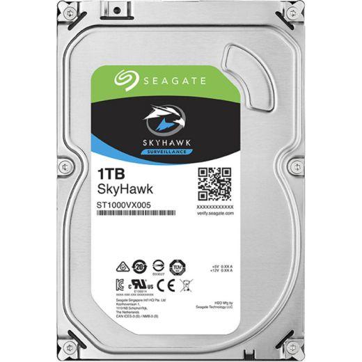 "Seagate SkyHawk 1TB 3.5"" SATA 6.0Gb/s HDD ST1000VX005"