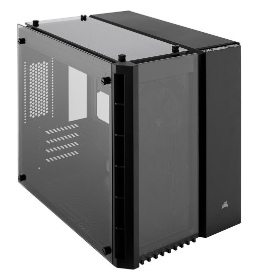 Corsair Crystal 280X Black Case CC-9011134-WW