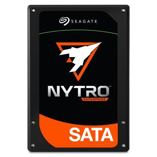 "Seagate Nytro 1000 480GB 2.5"" SATA 6.0Gb/s SSD XA480LE10063"