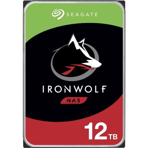 "Seagate IronWolf 12TB SATA 6.0Gb/s 3.5"" HDD ST12000VN0008"