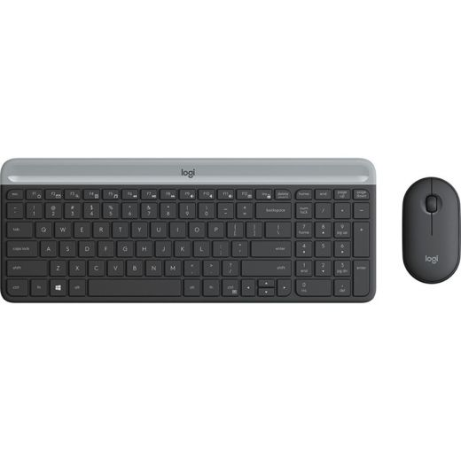 Logitech MK470 Slim Wireless Keyboard & Mouse Combo 920-009437