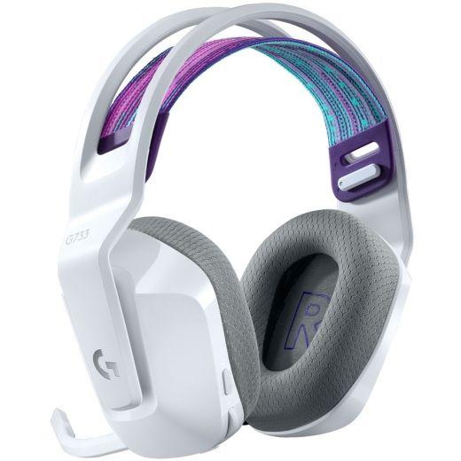 Logitech G733 Lightspeed Wireless RGB Gaming Headset 981-000882