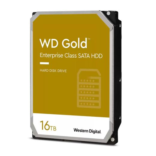 """Western Digital Gold Enterprise 16TB 3.5"""" SATA 6.0Gb/s HDD WD161KRYZ"""