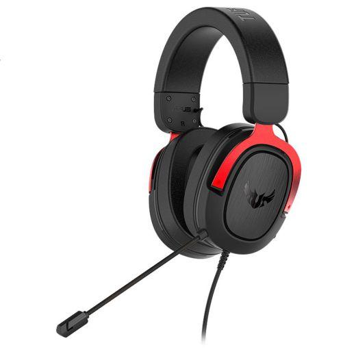 Asus TUF GAMING H3 RED Gaming Headset