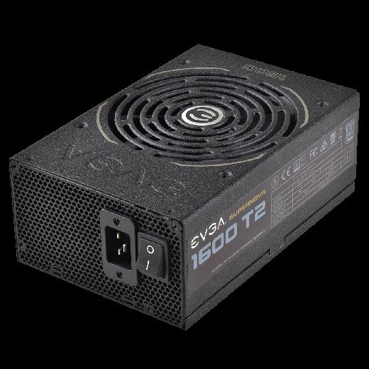 EVGA SuperNOVA 1600 T2 1600W 80Plus TITANIUM  Fully Modular Power Supply 220-T2-1600-X1