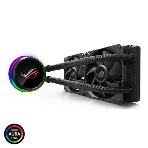 Asus ROG RYUO 240 Intel/AMD OLED Liquid CPU Cooler