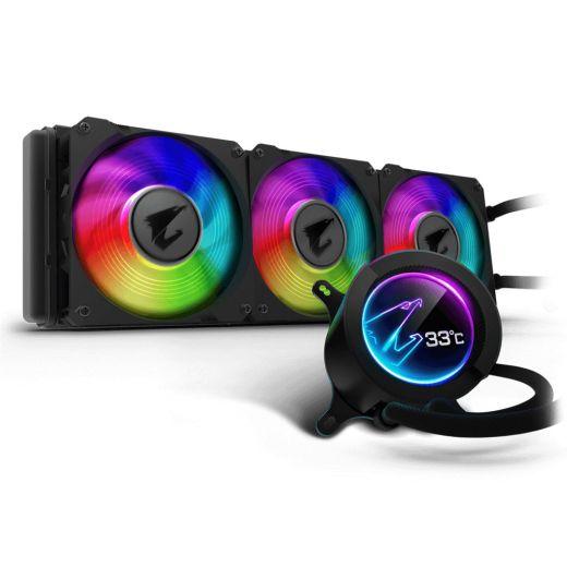 Gigabyte AORUS LIQUID CPU COOLER 360 Intel/AMD Liquid CPU Cooler
