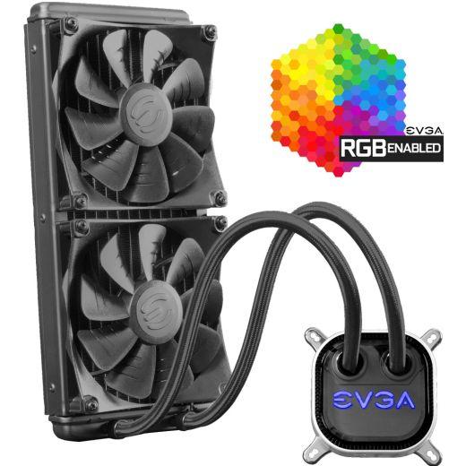 EVGA CLC 280mm RGB LED Intel/AMD CPU Cooler 400-HY-CL28-V1