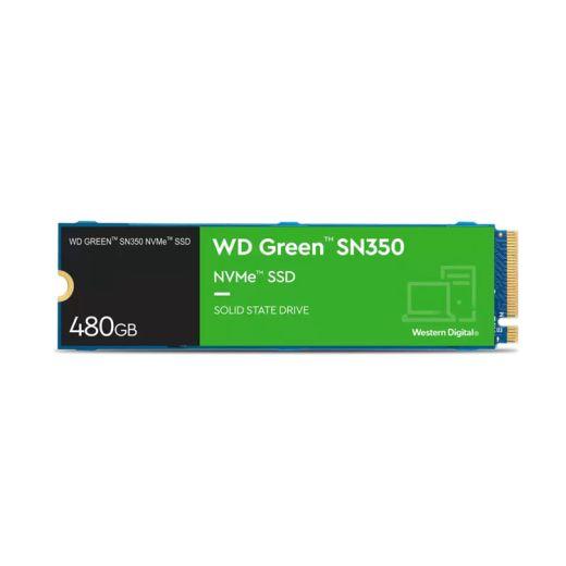 Western Digital Green SN350 480GB M.2 2280 SSD WDS480G2G0C